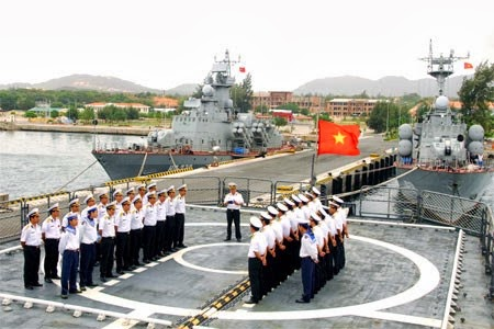 Bảo vệ chủ quyền biển,đảo Việt Nam và trách nhiệm của thế hệ trẻ hôm nay